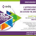 afiche-discussion-virtuelle-approvisionnement-securitaire-en-temps-de-covid